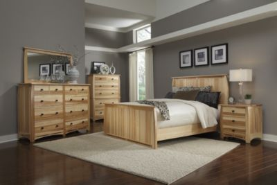 A America Adamstown 4-Piece Queen Bedroom Set
