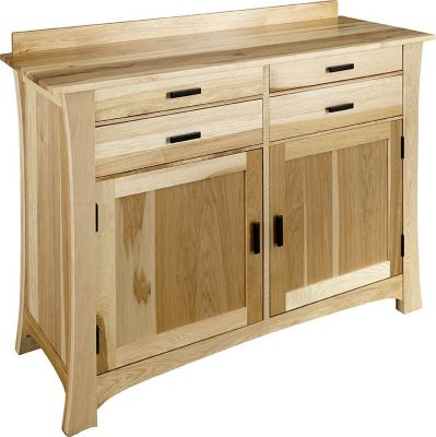 A America Cattail Bungalow Natural Sideboard