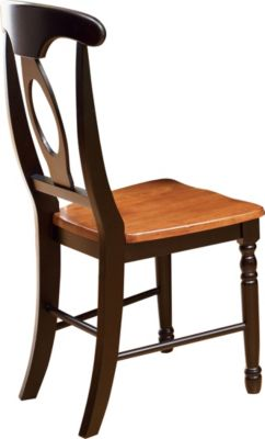 A America British Isles Napoleon Side Chair