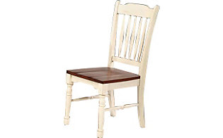 A America British Isles Slat-Back Dining Chair