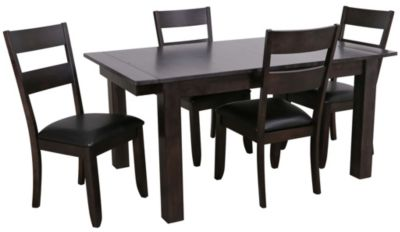 A America Mariposa Table Amp 4 Chairs Homemakers Furniture