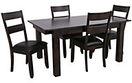 A America Mariposa Table & 4 Chairs