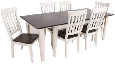 A America Toluca 7-Piece Dining Set