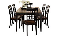 A America Bristol Point 7-Piece Dining Set
