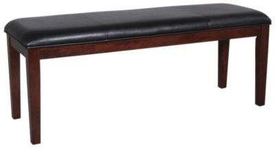 A America Black Parsons Bench