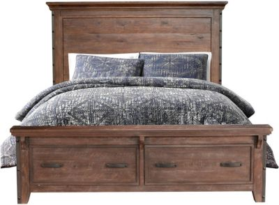 A America Marquez Queen Storage Bed