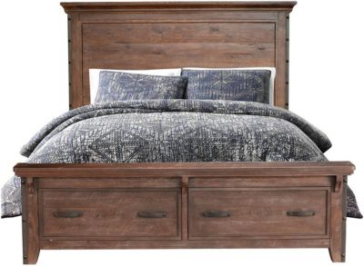 A America Marquez King Storage Bed