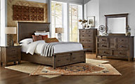 A America Marquez 4-Piece King Bedroom Set