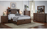 A America Sun Valley King Bedroom Set