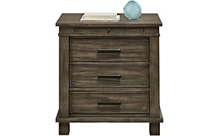 A America Glacier Point Nightstand