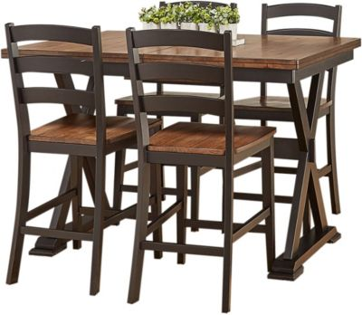 A America Stone Creek 5-Piece Counter Set