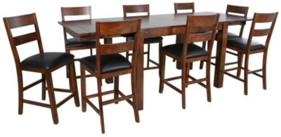 A America Mariposa Counter Table & 8 Stools