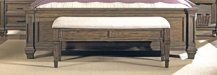 bedroom storage benches