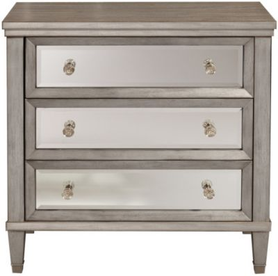 Accentrics Home City Chic Bedside Chest