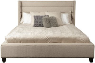 Accentrics Home City Chic King Upholstered Bed