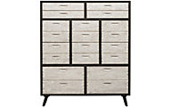 Accentrics Home Beehive Gentlemans Chest