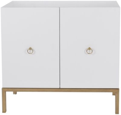 Accentrics Home Modern Home Door Cabinet