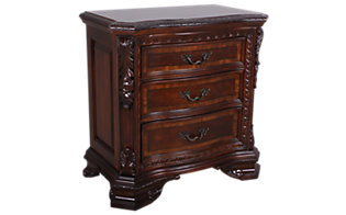 A.R.T. Furniture Old World Bedside Chest