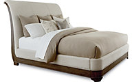 A.R.T. Furniture St. Germain King Upholstered Sleigh Bed