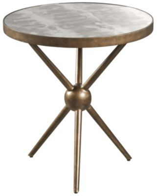 Art Furniture Epicenters Silver Lake Round End Table