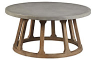 A.R.T. Furniture Epicenters Austin Round Coffee Table