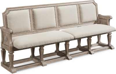 A.R.T. Furniture Arch Salvage Becket Dining Bench