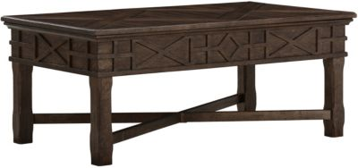 A.R.T. Furniture American Chapter Coffee Table