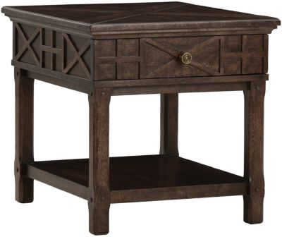 A.R.T. Furniture American Chapter End Table