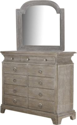 A.R.T. Furniture Summer Creek Dresser with Mirror