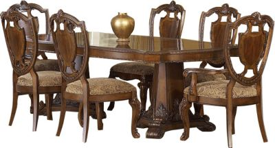 ART Furniture Old World 7 Piece Dining Set