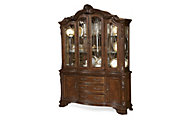 A.R.T. Furniture Old World China Hutch & Buffet