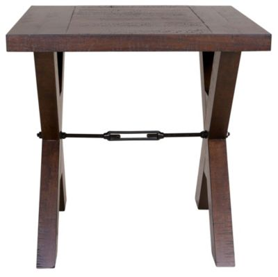 Albany Industries 128 Collection End Table