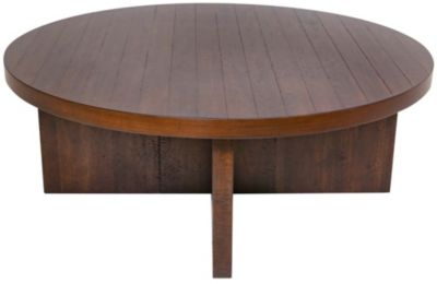 Albany Industries 130 Collection Round Coffee Table