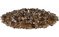 American Fireglass Calo Firepit Glass Copper Glass 10 Lb Jar