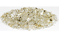 American Fireglass Calo Firepit Glass Gold Reflective Glass 10 Lb