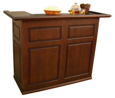 American Heritage Trenton Bar Homemakers Furniture