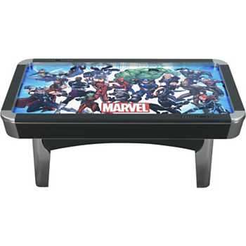 American Heritage Marvel Air Hockey Table