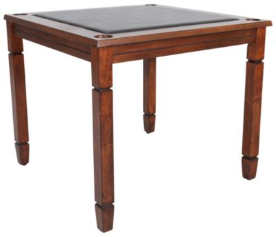 American Heritage Rosa Counter Game Table
