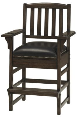 American Heritage Crescent King Chair