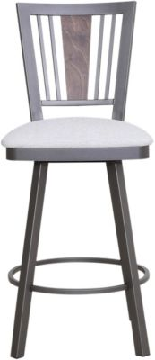 Amisco Madison Swivel Stool