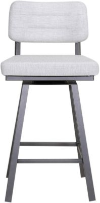 Amisco Phoebe Swivel Stool