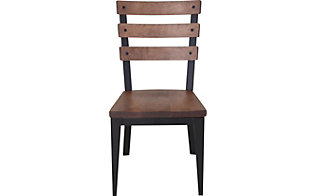 Amisco Parade Side Chair