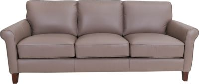 Amax Leather New London 100% Leather Sofa