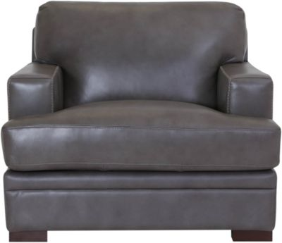Amax Leather Rockville 100% Leather Chair