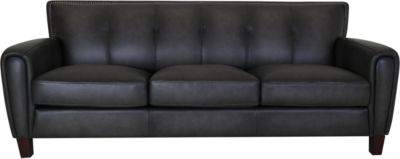 Amax Leather Savannah 100% Leather Sofa