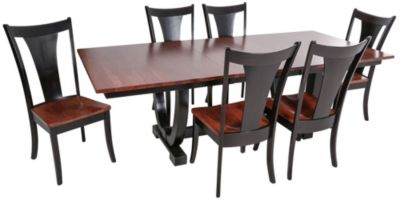 Danielu0027s Amish Falcon Table ...