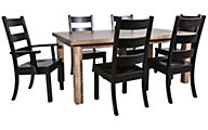 Daniel's Amish Westchester 7-Piece Dining Set