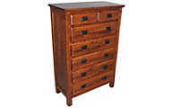 Daniel's Amish Lewiston Mission Chest