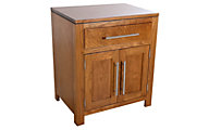 Daniel's Amish Bedfort 1-Drawer Nightstand