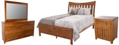 Daniel's Amish Bedfort Queen Bedroom Set